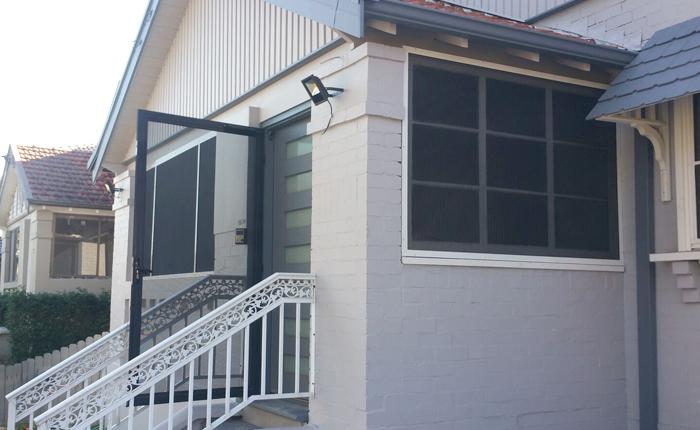 Security doors/windows